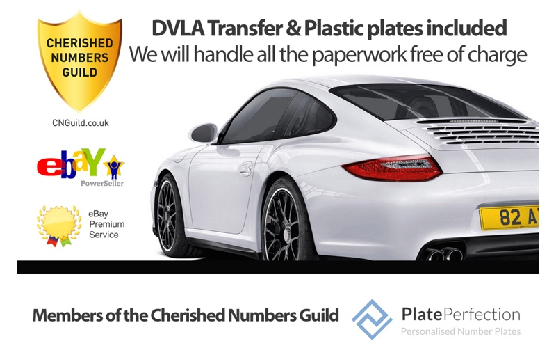 dvla assigning a number plate 1496004087